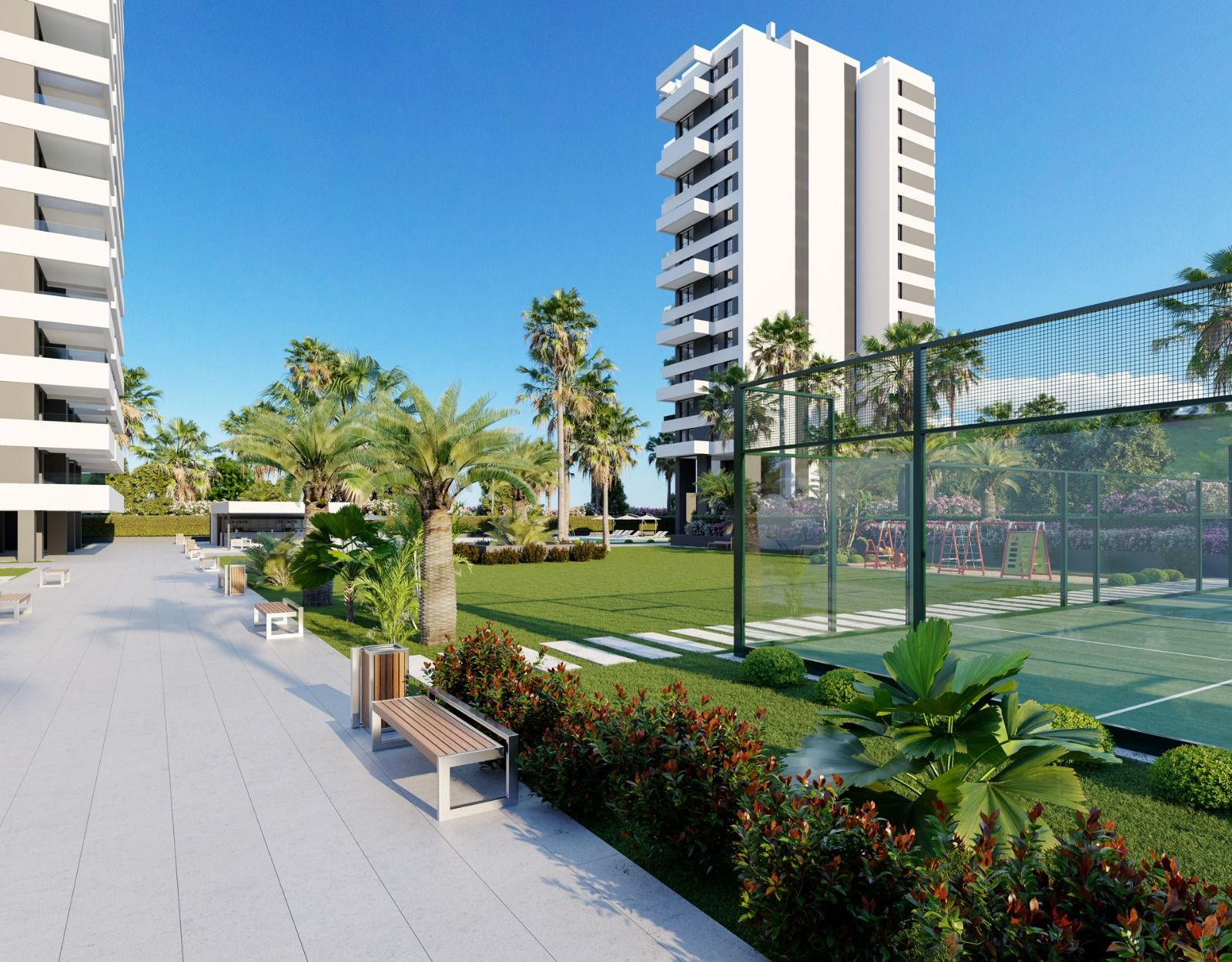 Apartments in calpe 10