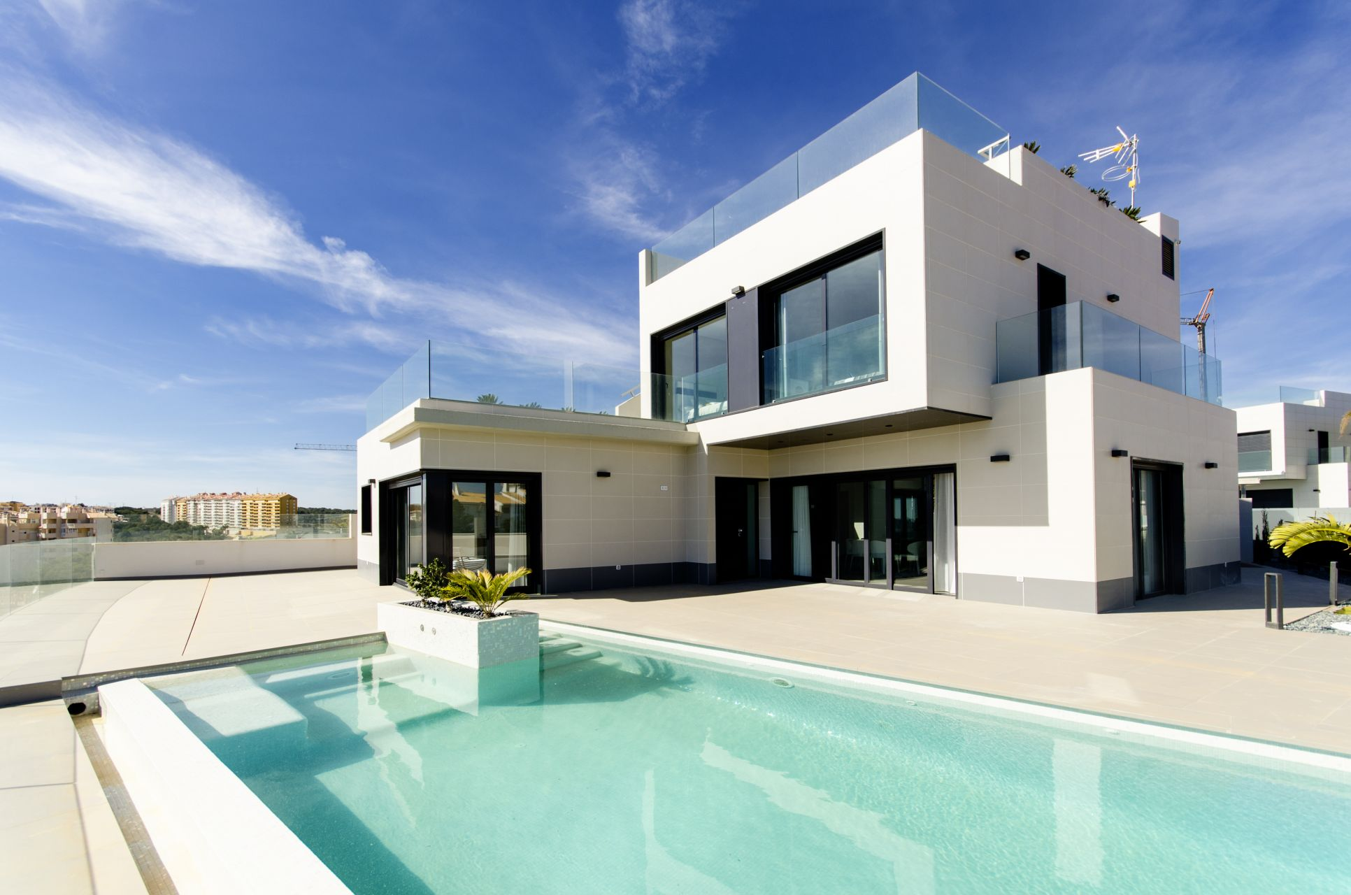 Luxury villas in Orihuela Costa 1
