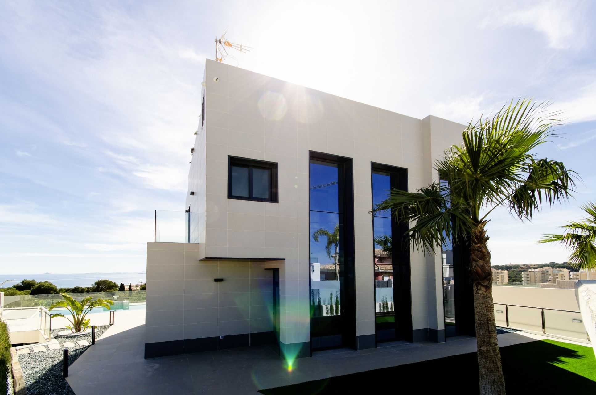 Villas in Orihuela Costa 4