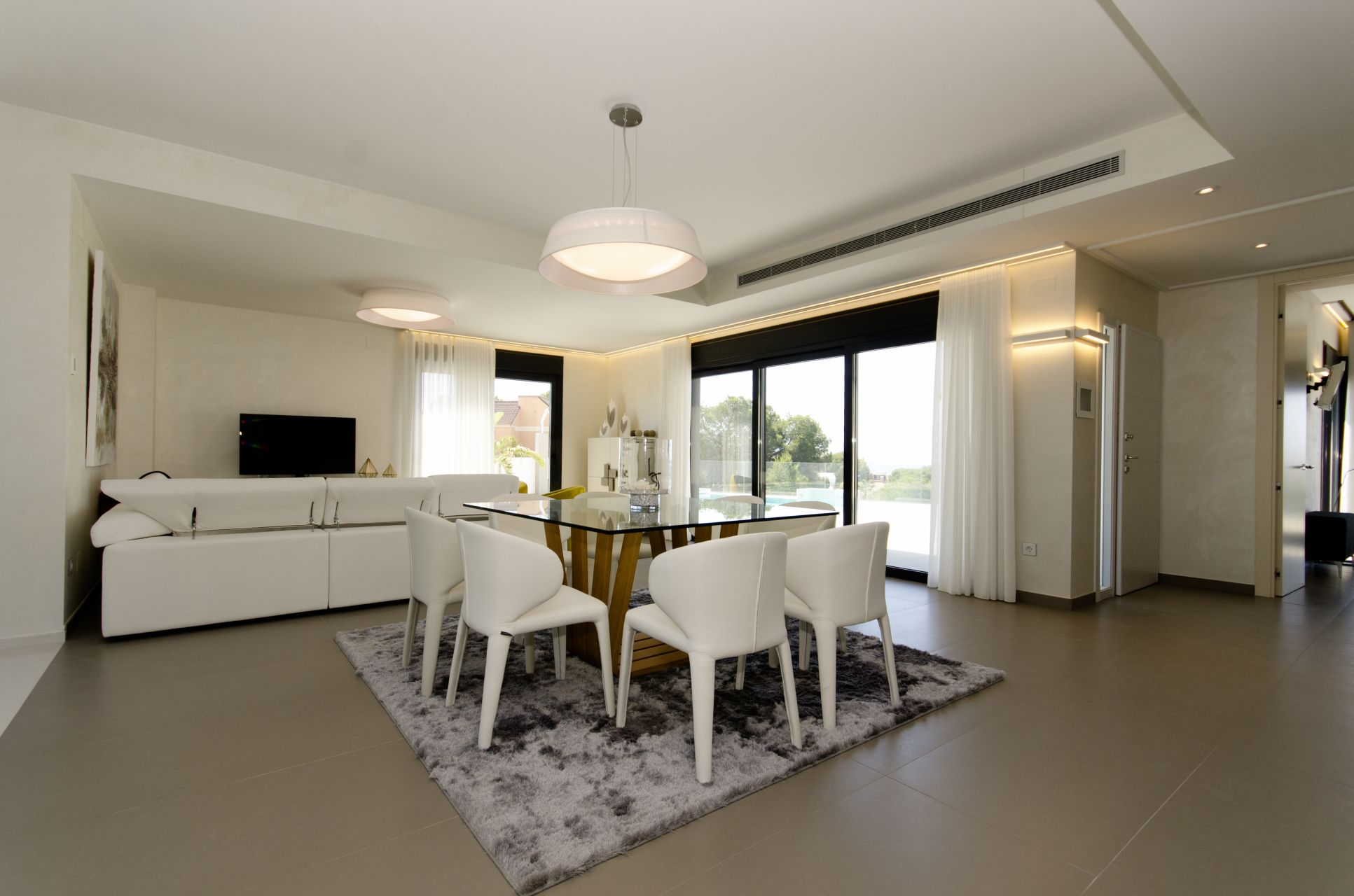 Luxury villas in Orihuela Costa 8