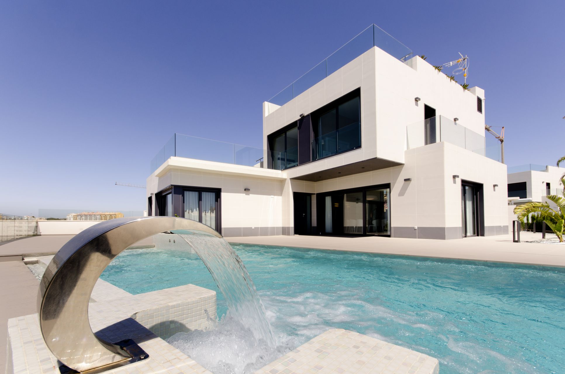 Luxury villas in Orihuela Costa 15