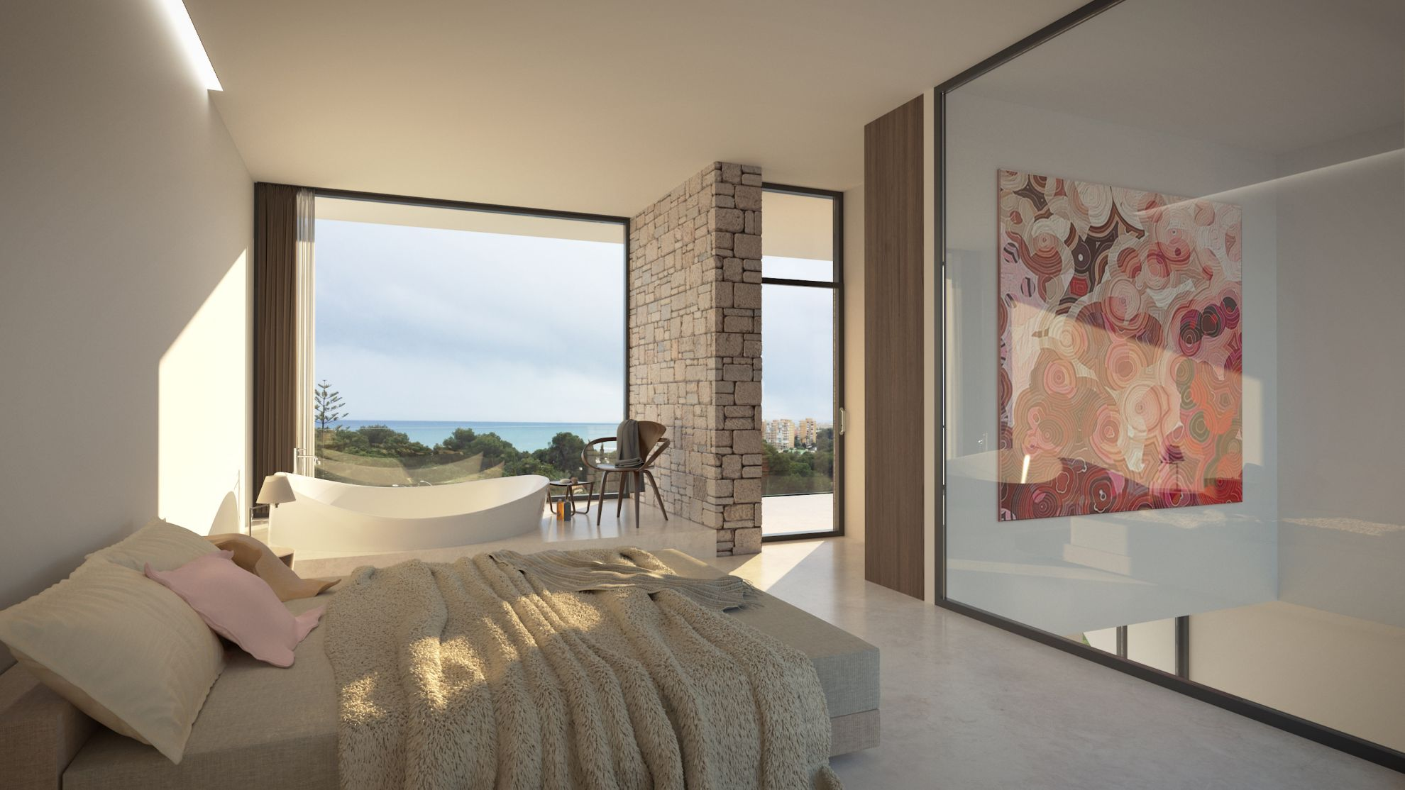 Luxury villas in Orihuela Costa 41