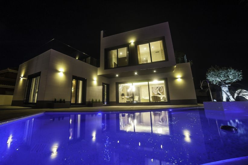Luxury villas in Orihuela Costa 44