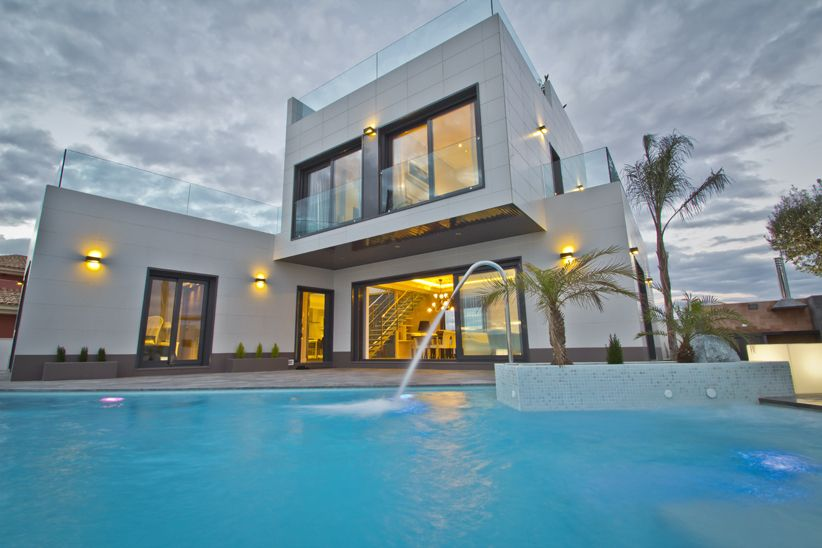 Luxury villas in Orihuela Costa 43