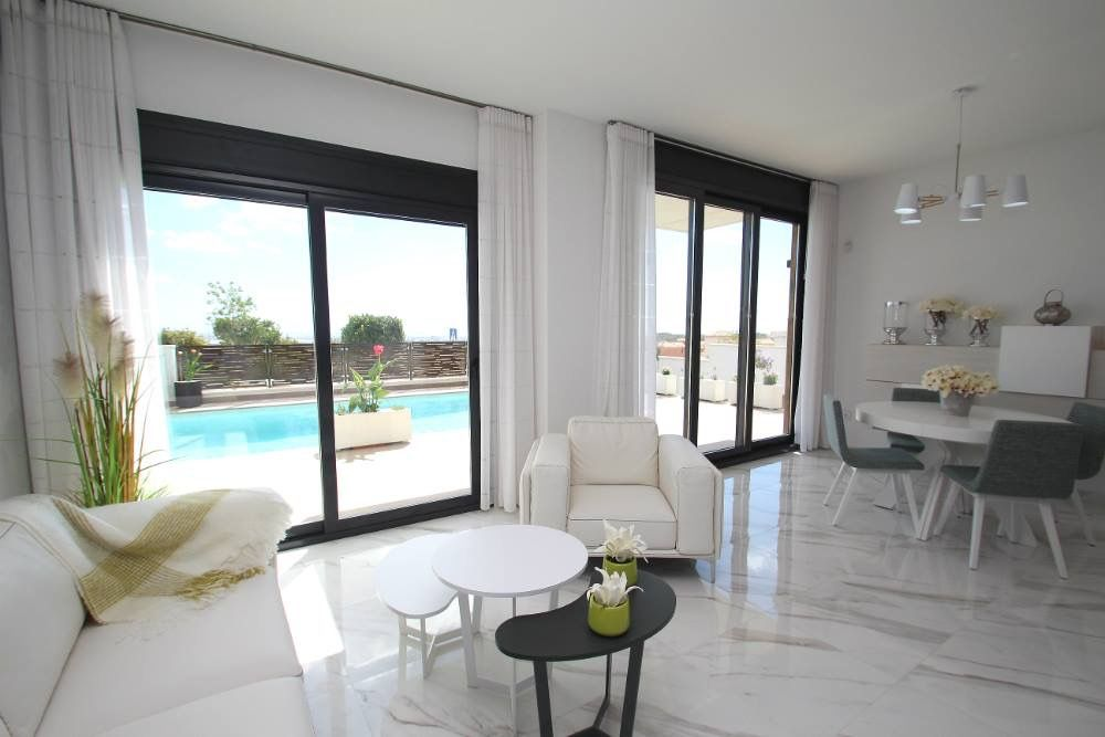 Villas in Orihuela Costa 45