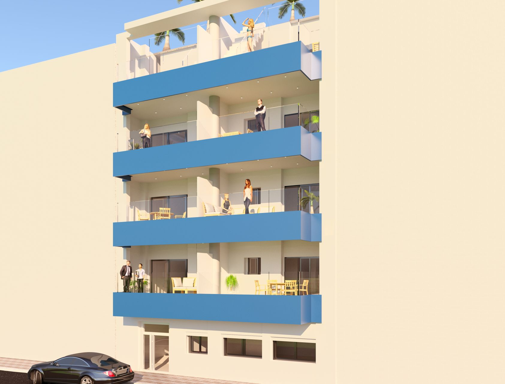 Apartments in Torrevieja 28