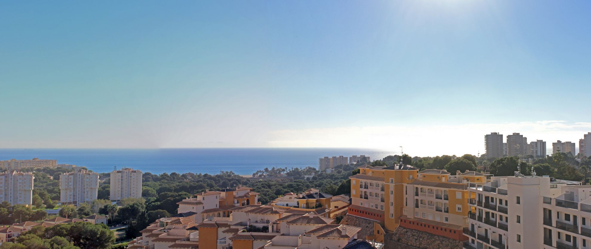 Apartments in Dehesa de campoamor 20
