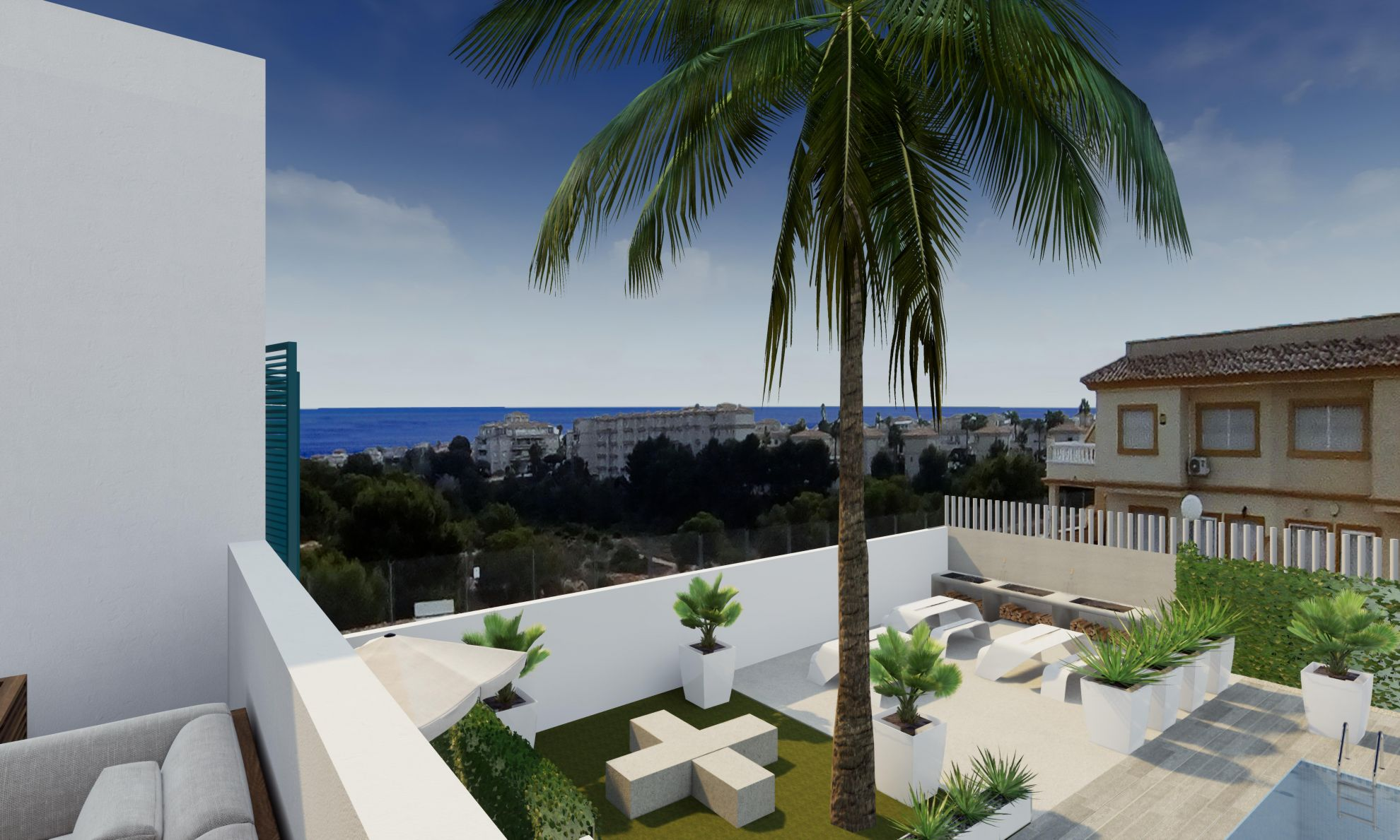 Apartments in Playa Flamenca 15