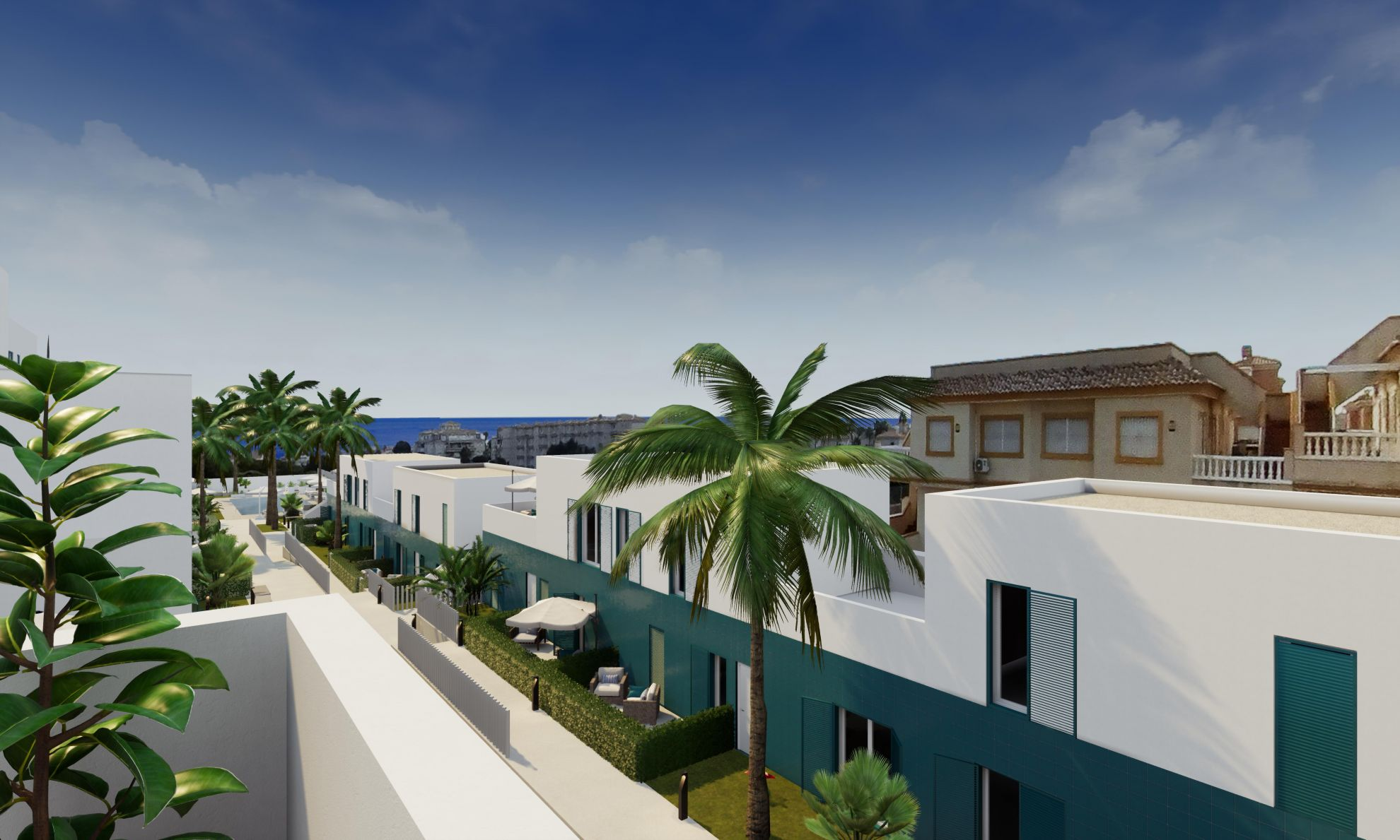 Apartments in Playa Flamenca 6