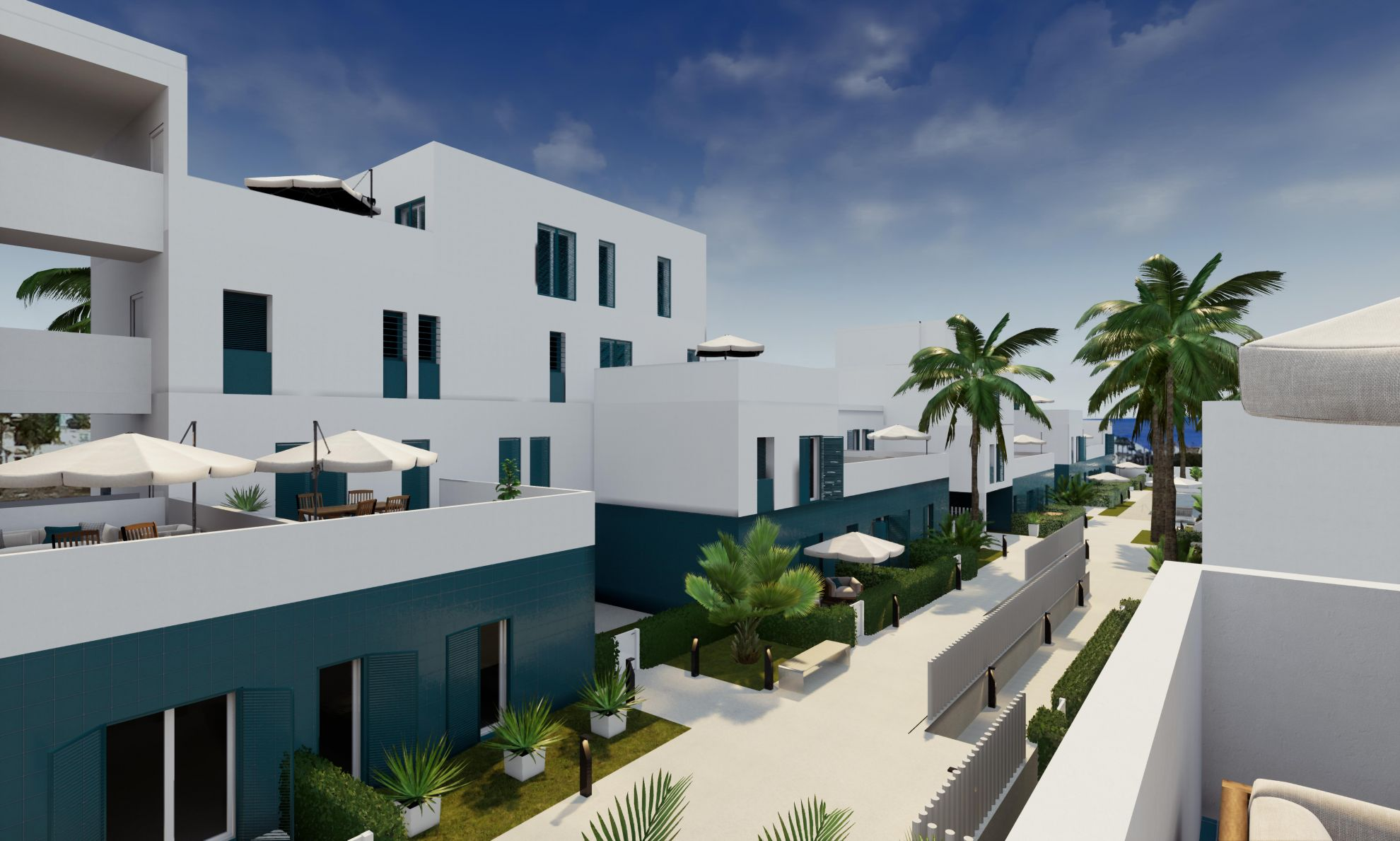 Apartments in Playa Flamenca 18