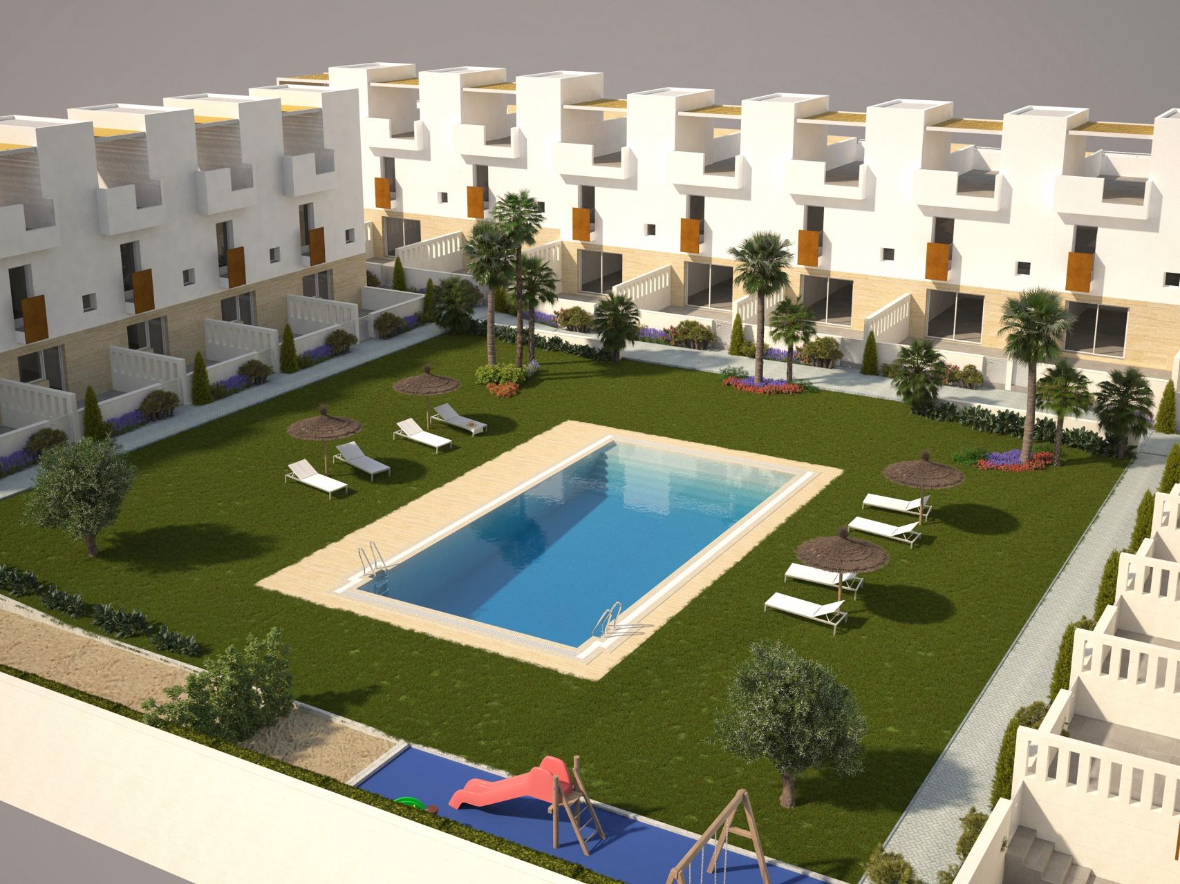 Duplex townhouses in Torrevieja 3