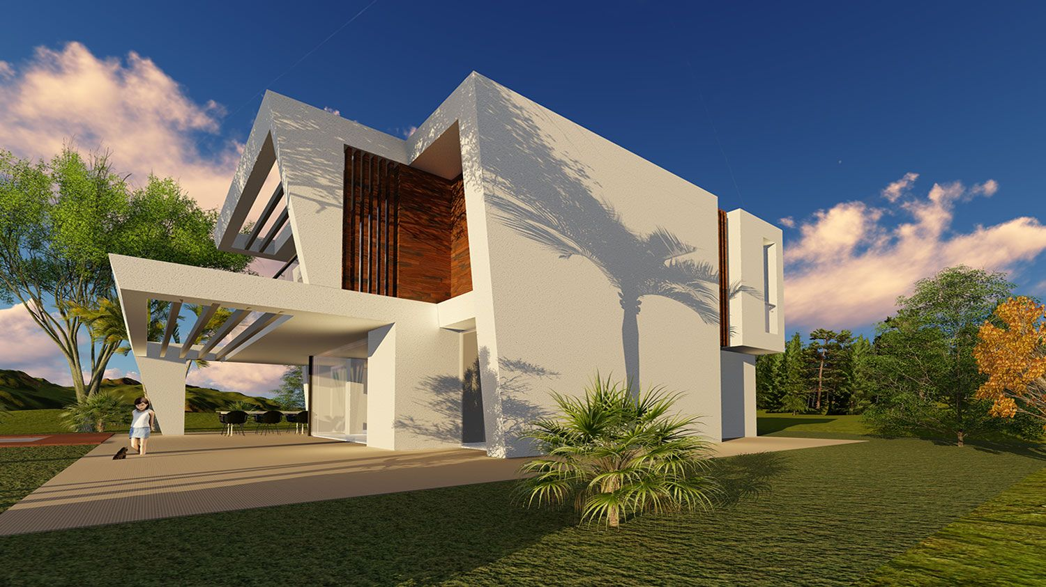 Luxury villas in Finestrat 1