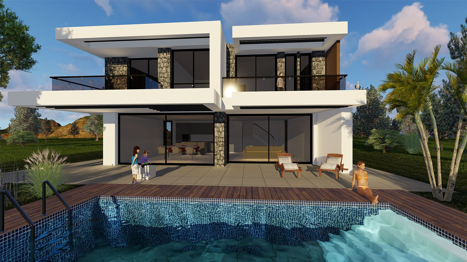 Luxury villas in Finestrat 2