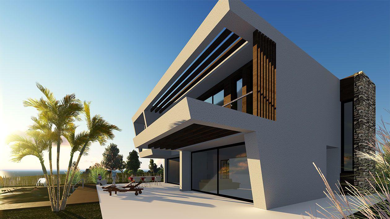 Luxury villas in Finestrat 7