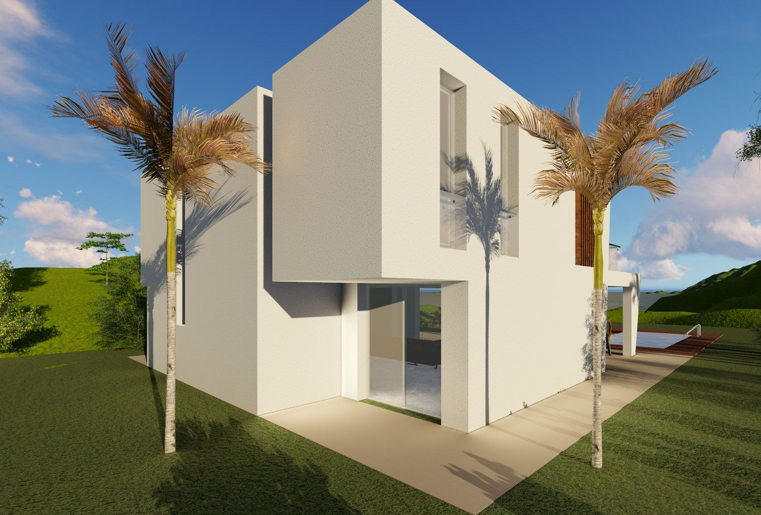 Luxury villas in Finestrat 8