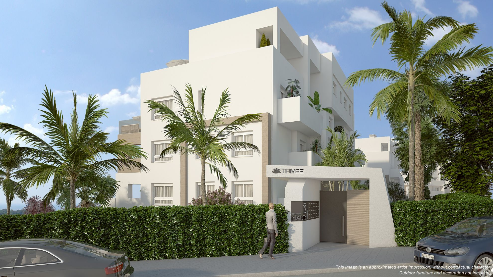 Apartments in Villamartin 3