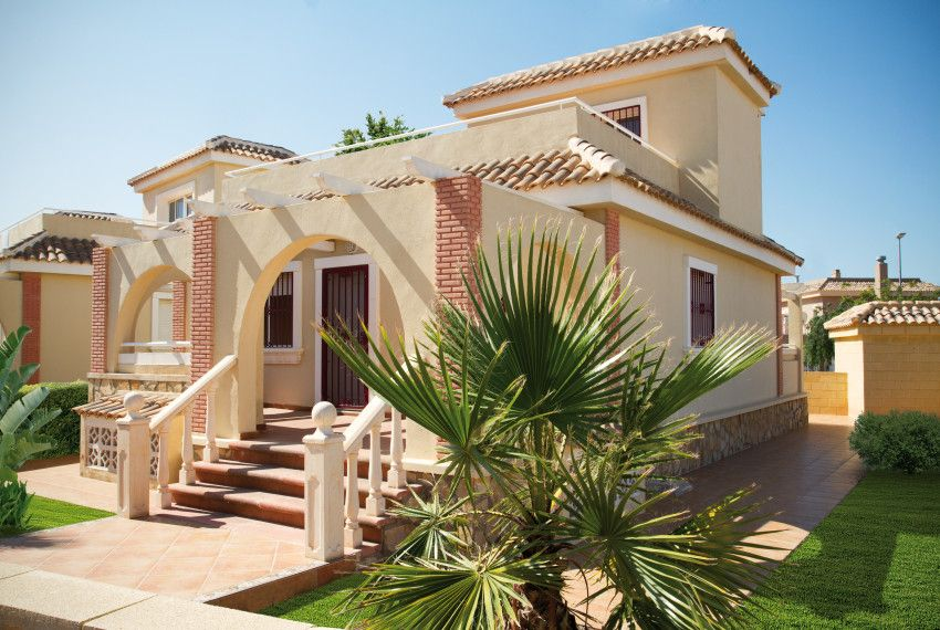 Apartments and villas in las Balsicas 2