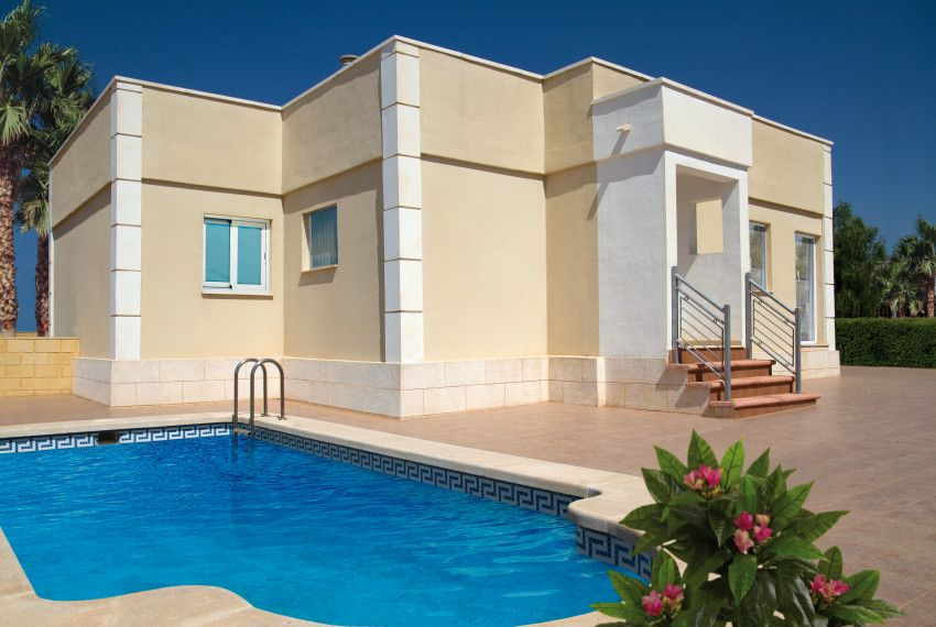 Apartments and villas in las Balsicas 3