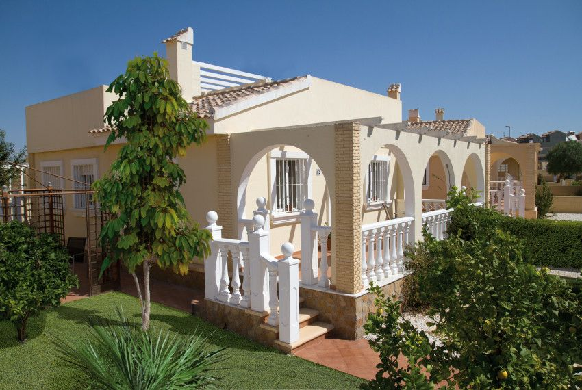 Apartments and villas in las Balsicas 4