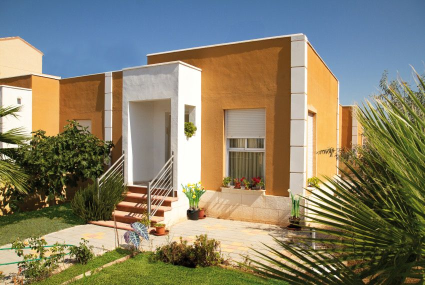 Apartments and villas in las Balsicas 10