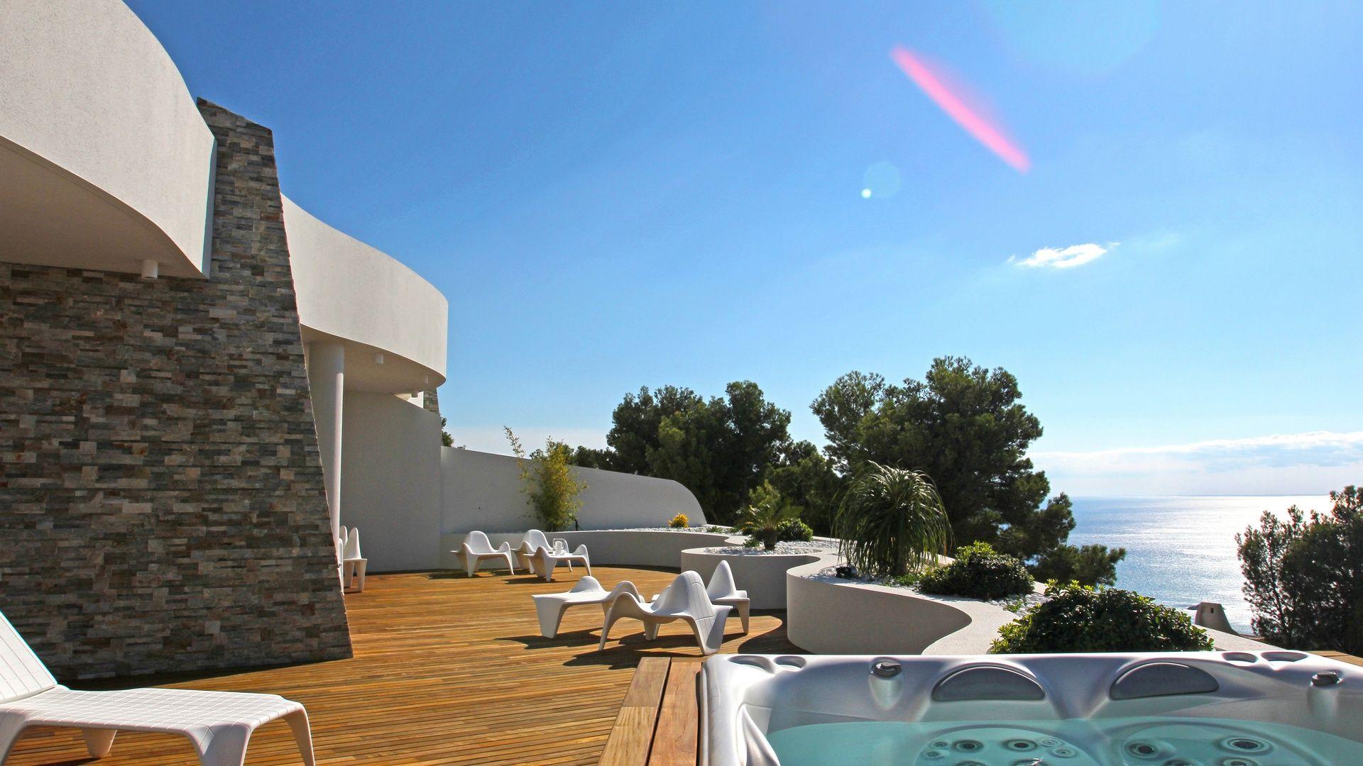 Luxury apartment in Altea 1