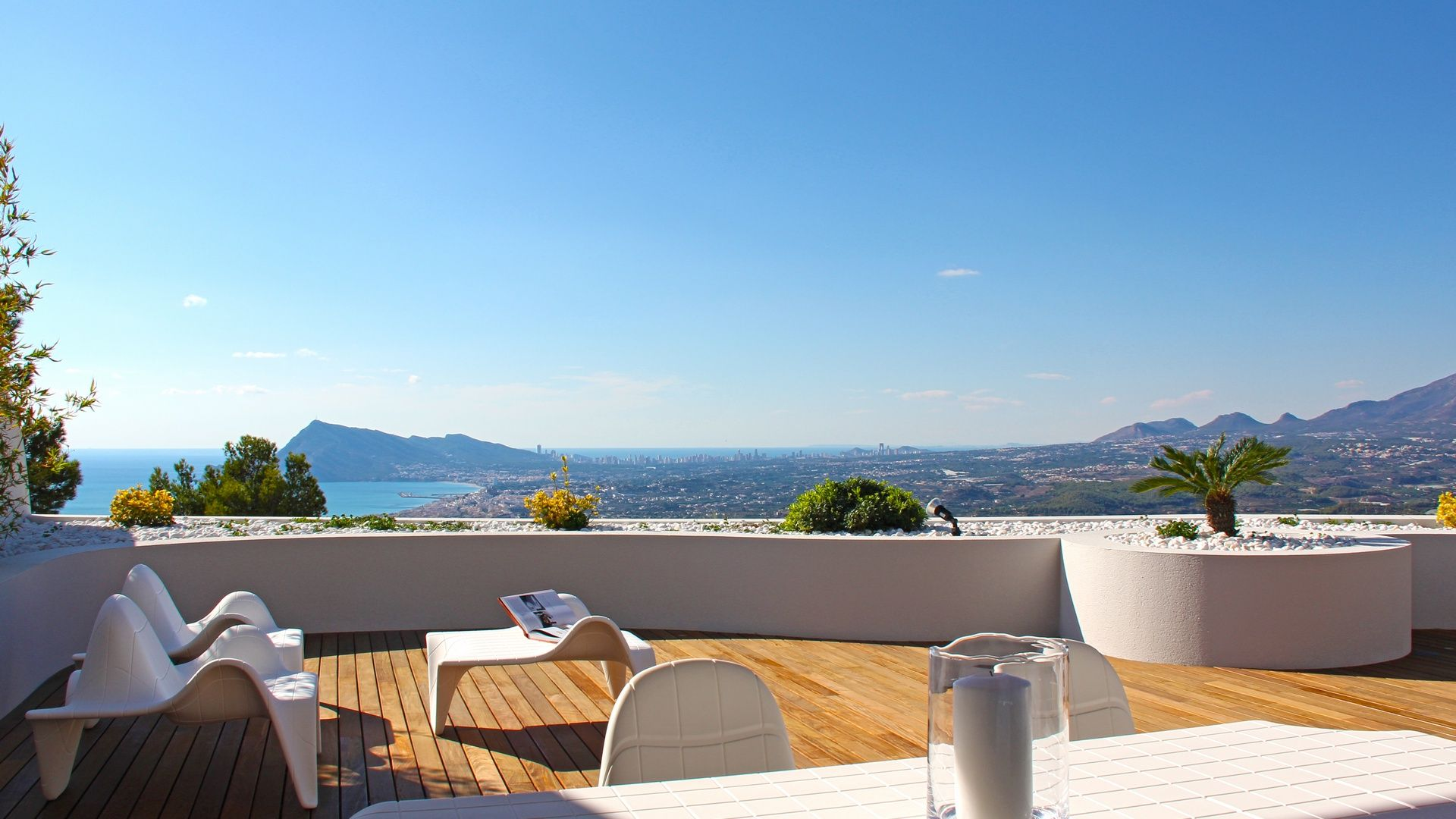 Luxury apartment in Altea 4