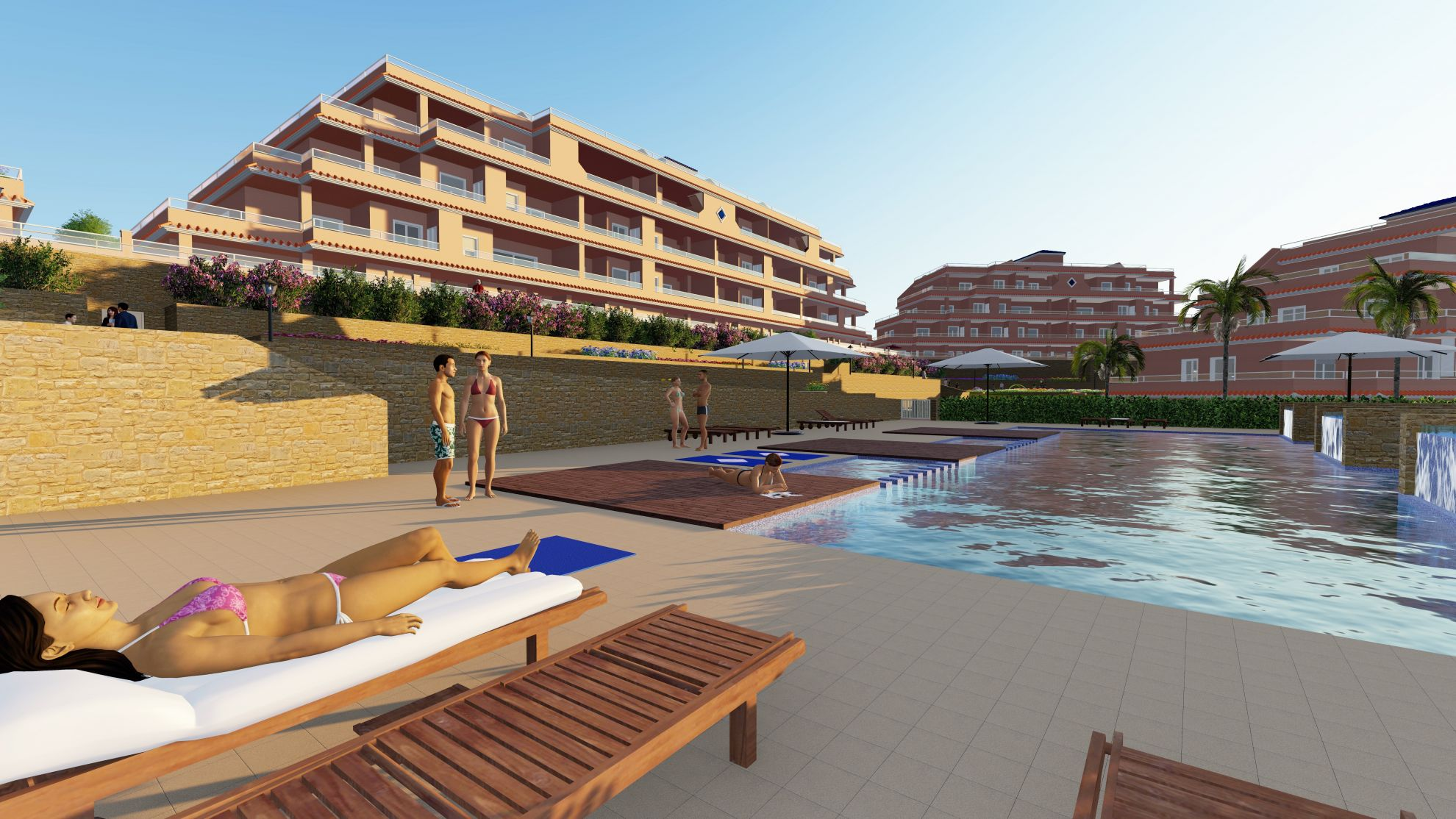 Apartments and penthouses in Villamartin 1