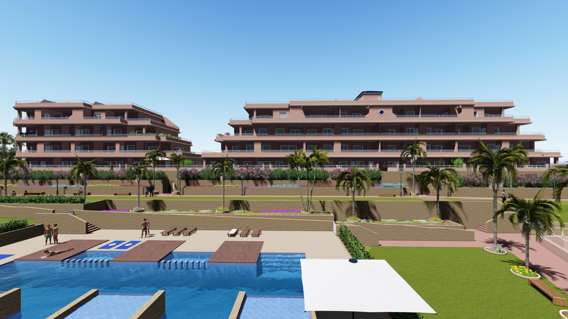 Apartments and penthouses in Villamartin 3
