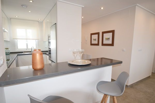 Apartments and penthouses in Villamartin 6