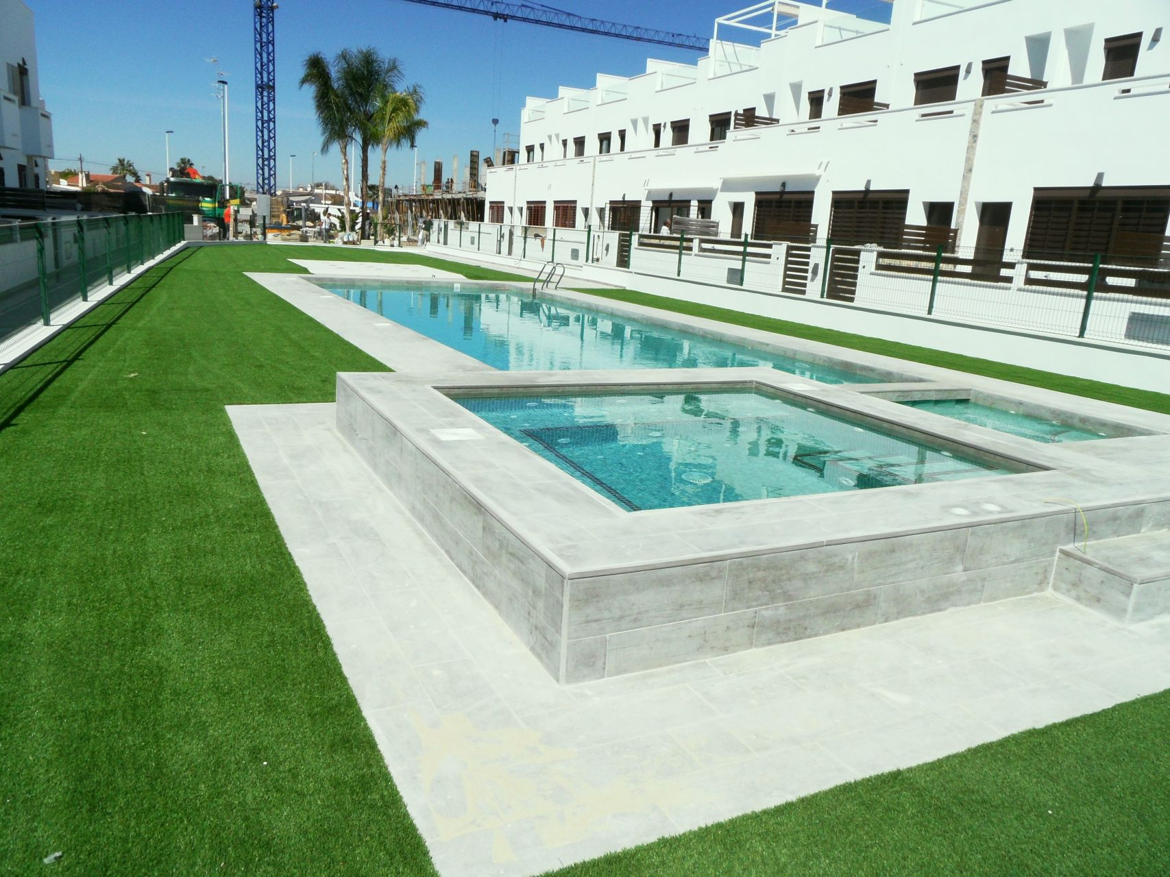 Townhouses in Torrevieja 5
