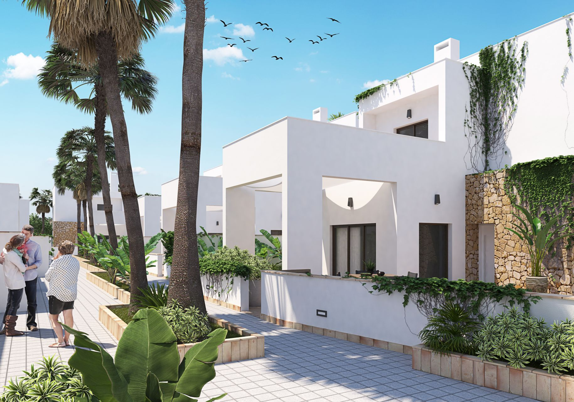 Villas in Torrevieja 2