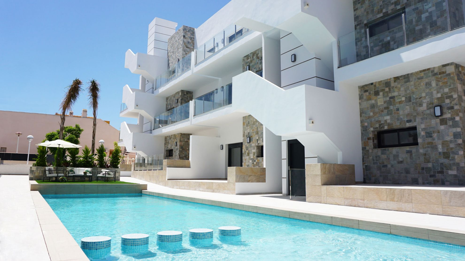 Apartments in Arenales del Sol 1