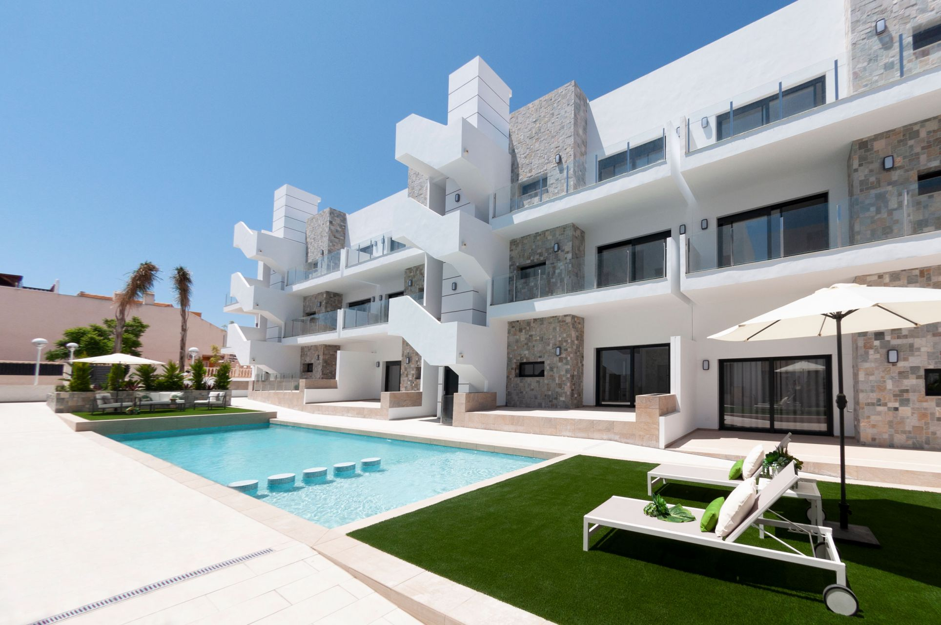 Apartments in Arenales del Sol 2