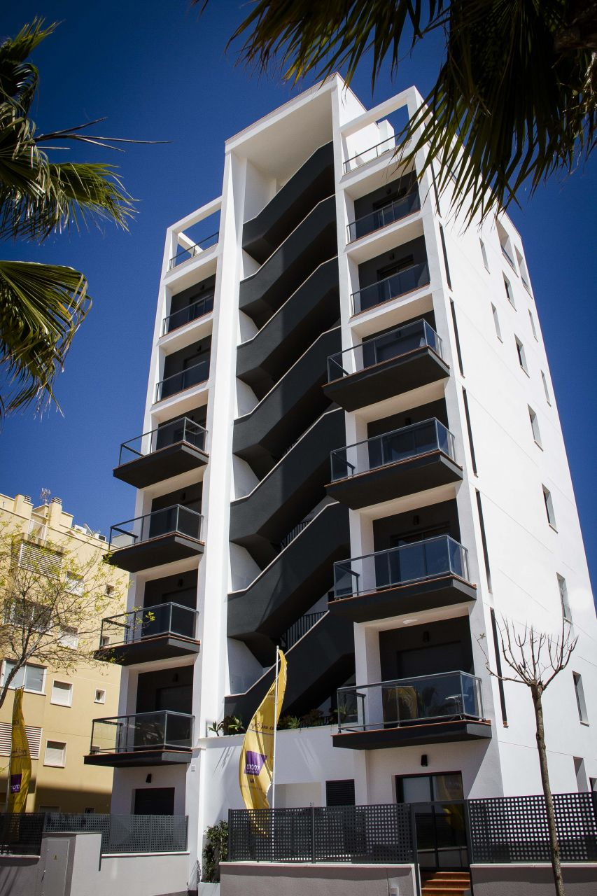Apartments in Guardamar del Segura 1