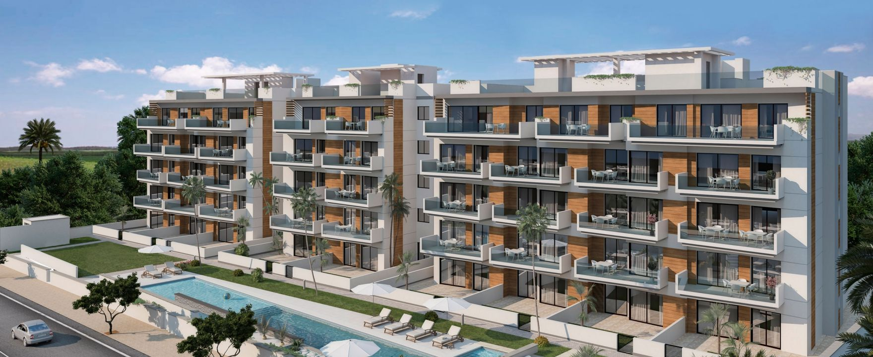 Apartments in Guardamar 2
