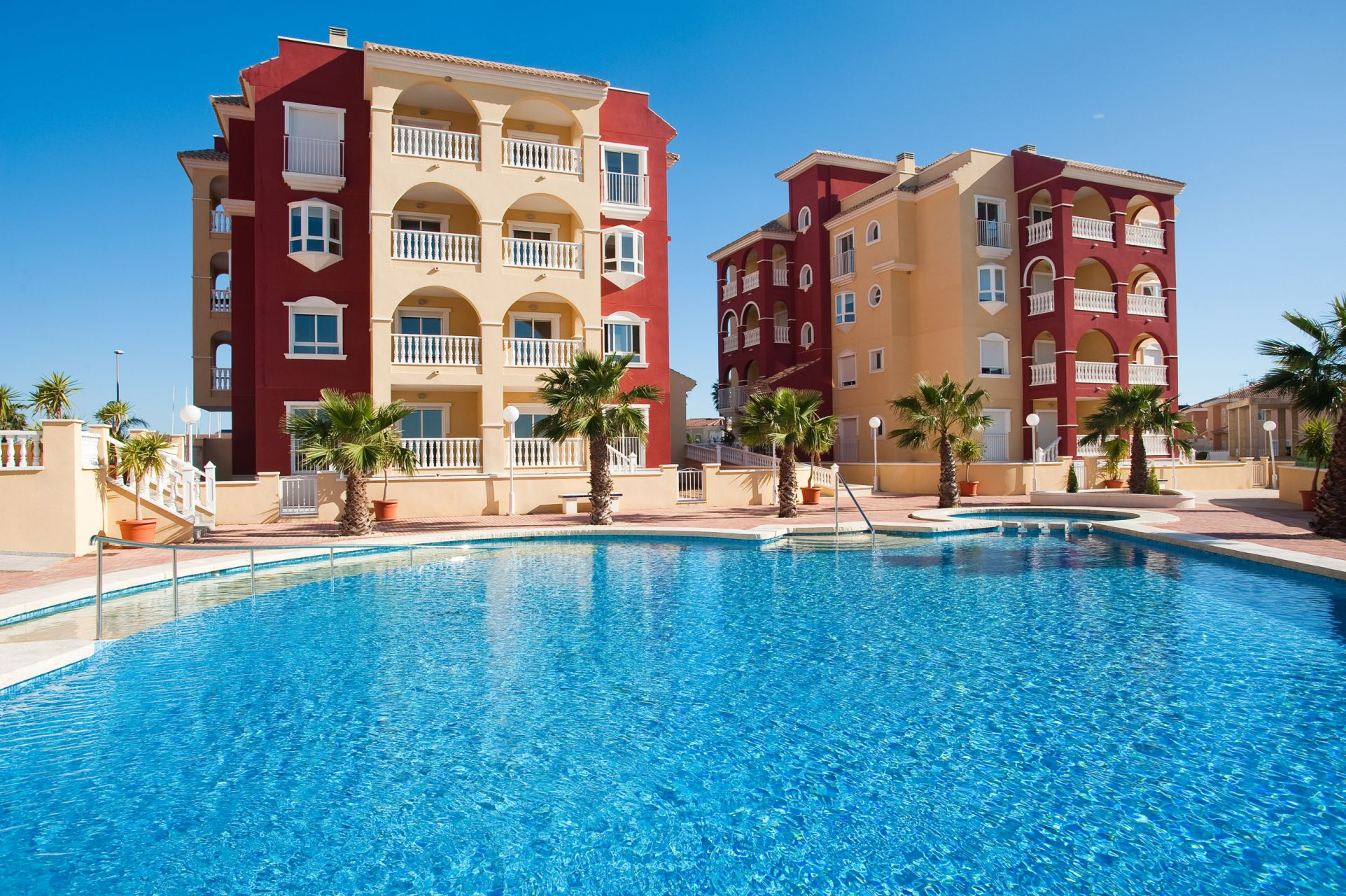 Apartments in Los Alcazares 1