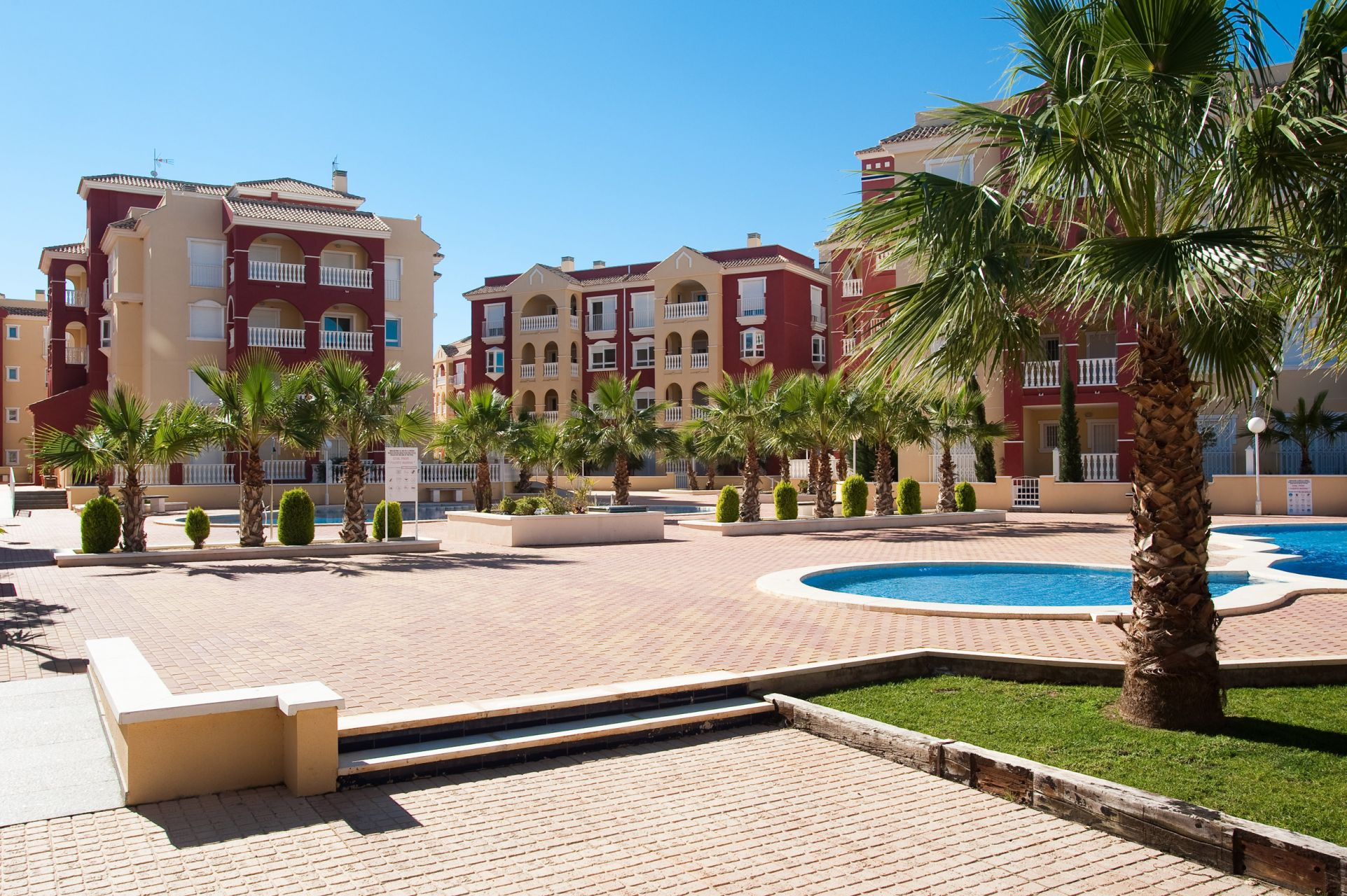Apartments in Los Alcazares 2