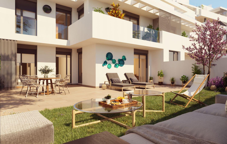 Apartamentos con vistas al campo de golf en Estepona 17