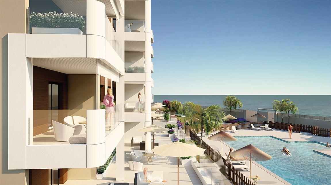 Apartments in Torre de la Horadada 4