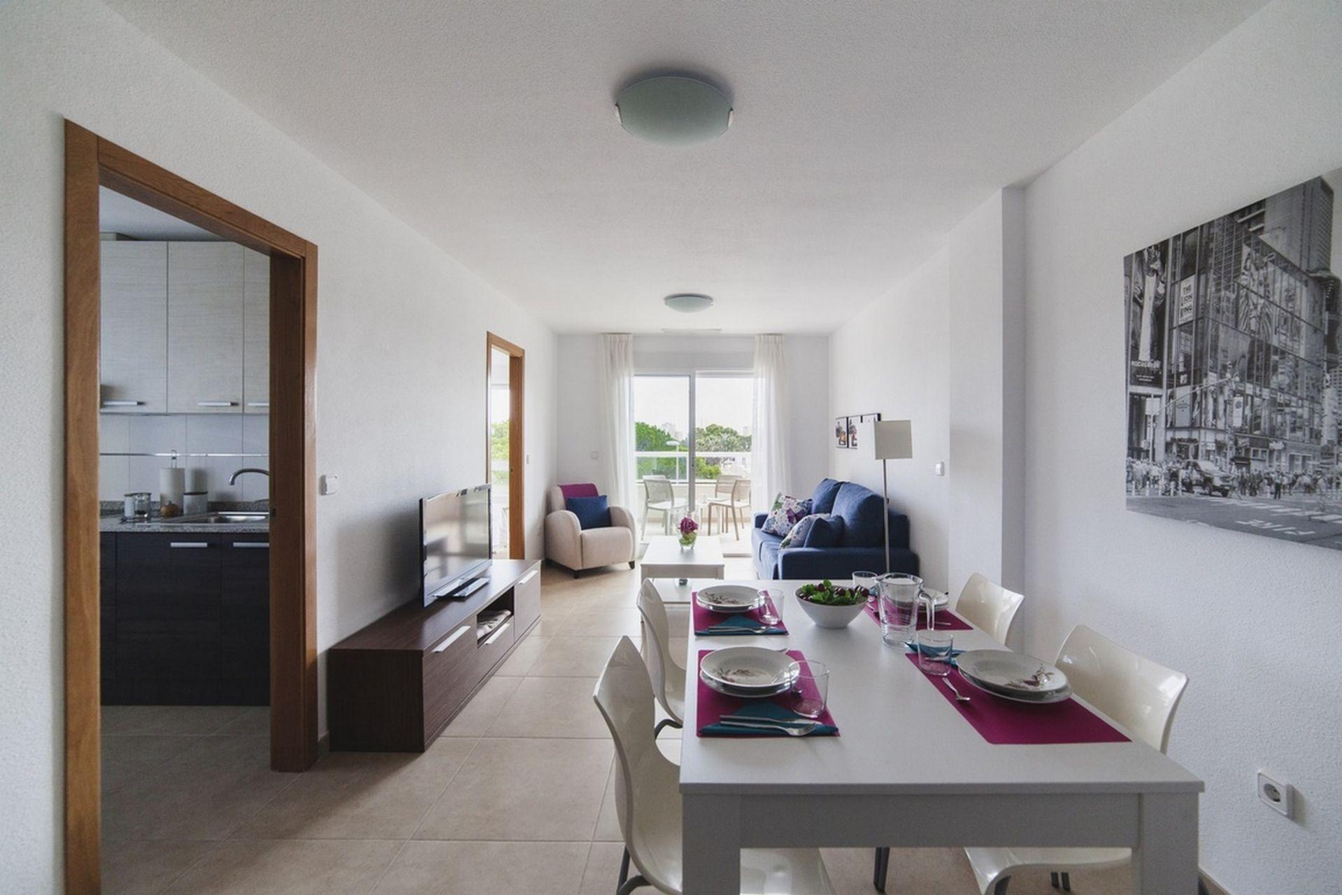 Apartments in Dehesa de Campoamor 1