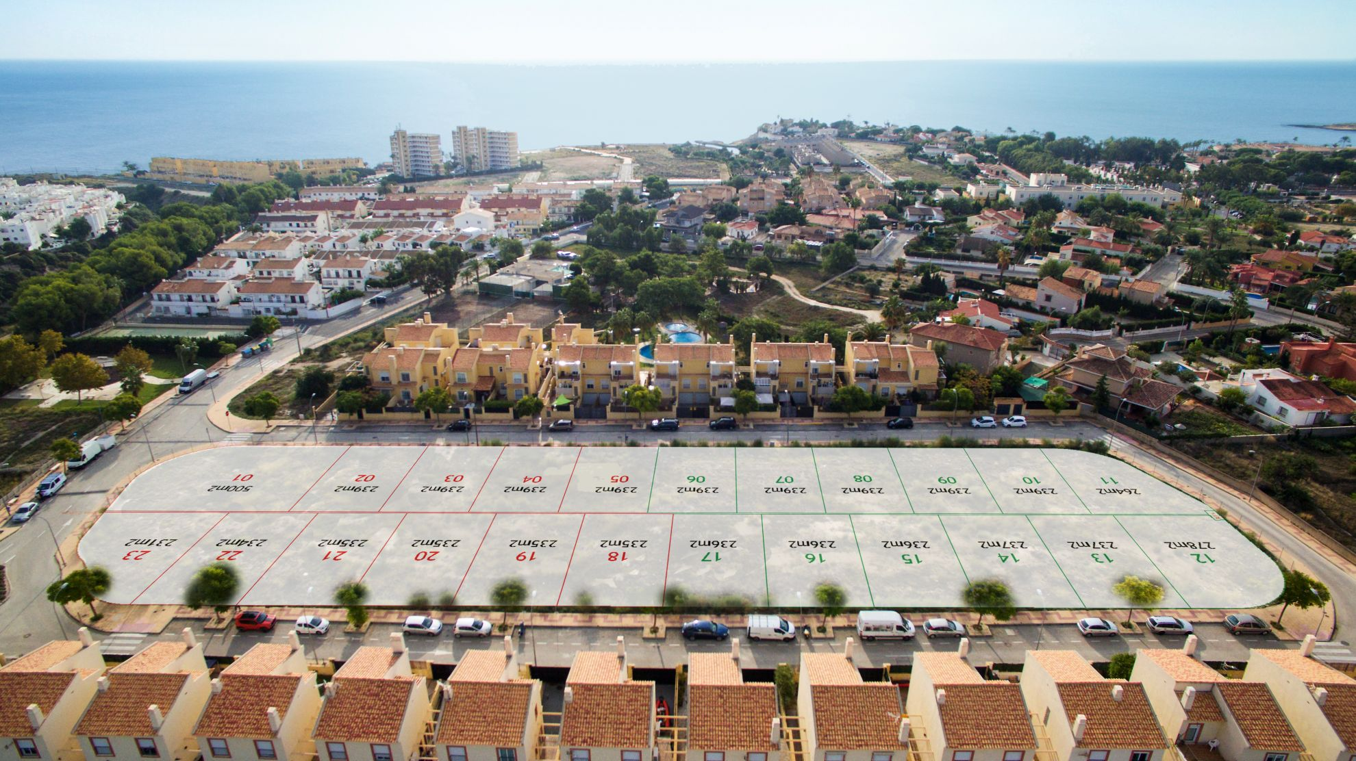 Villas in Campello 2