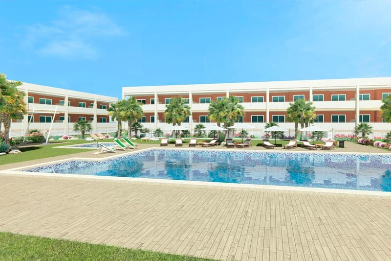 Apartments in Gran Alacant 1