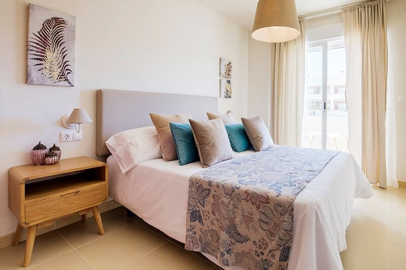 Apartments in Gran Alacant 5