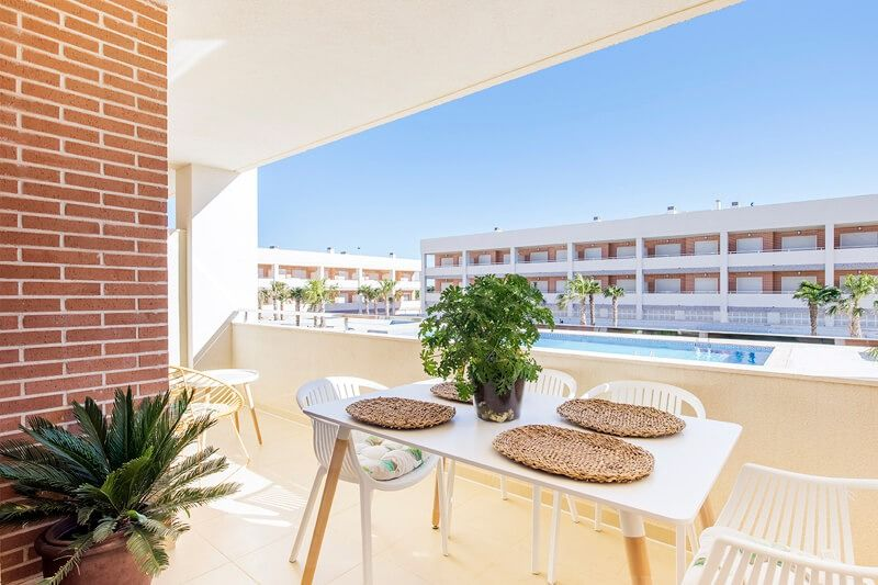 Apartments in Gran Alacant 6