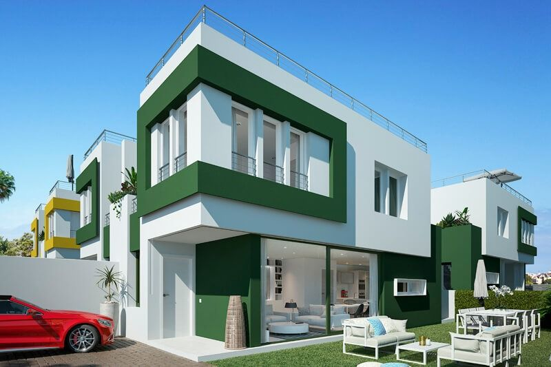 Townhouse in Denia 2
