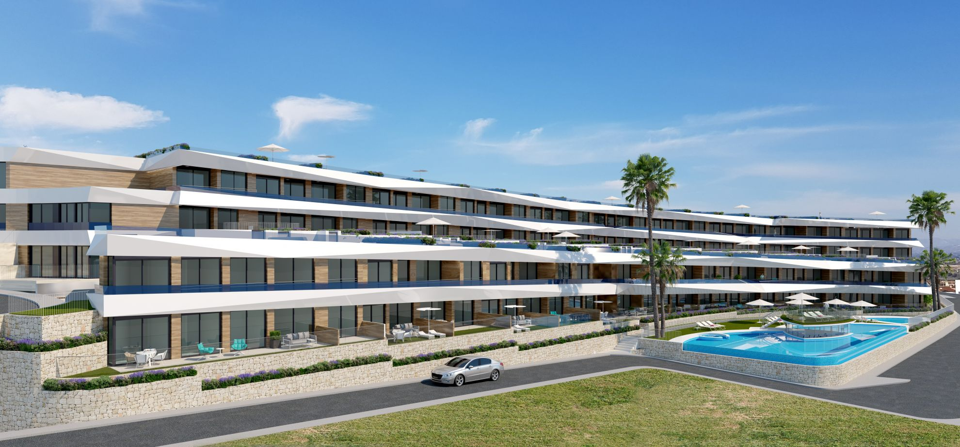 Apartments in Gran Alacant 19