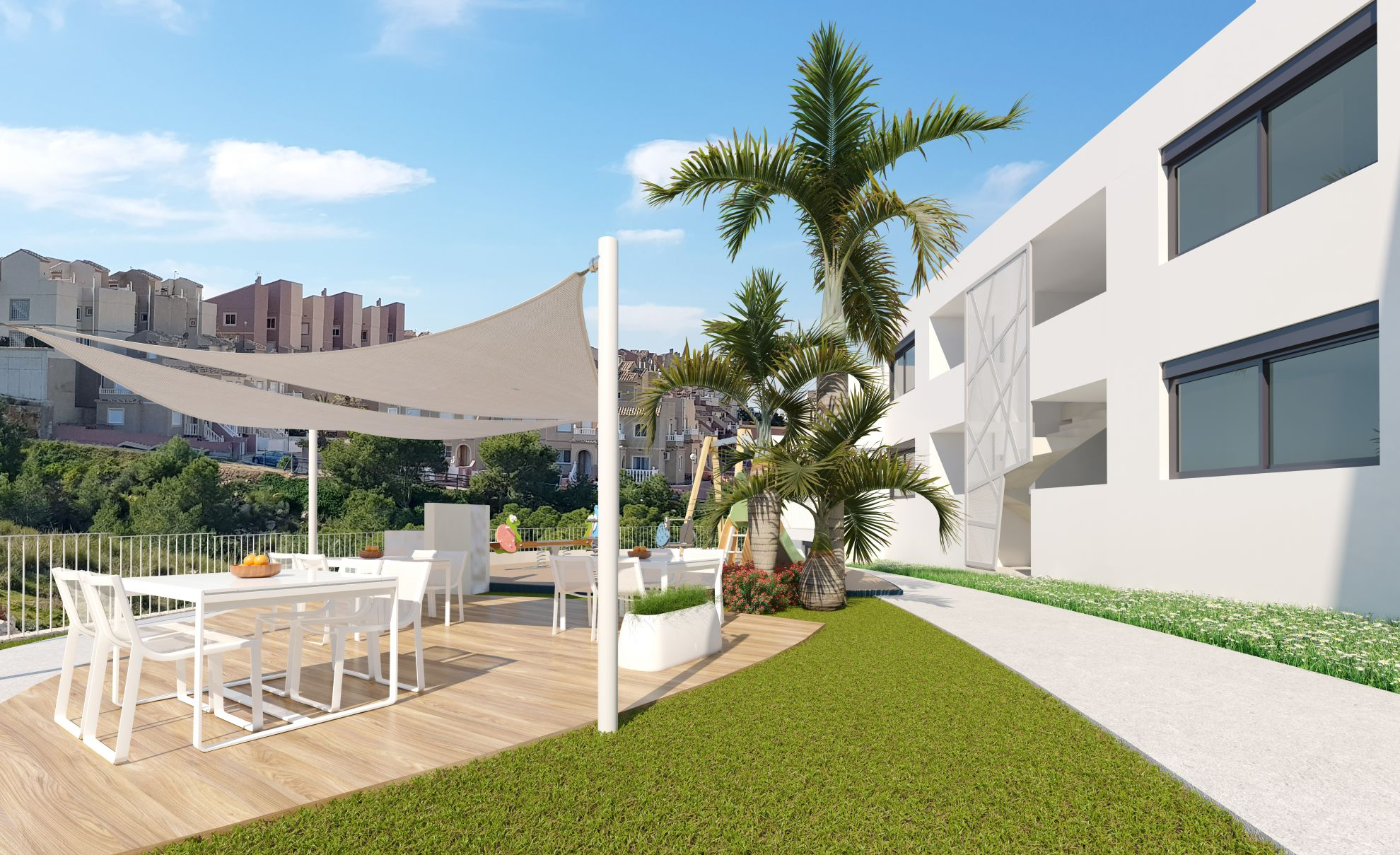 Apartments in Gran Alacant 10
