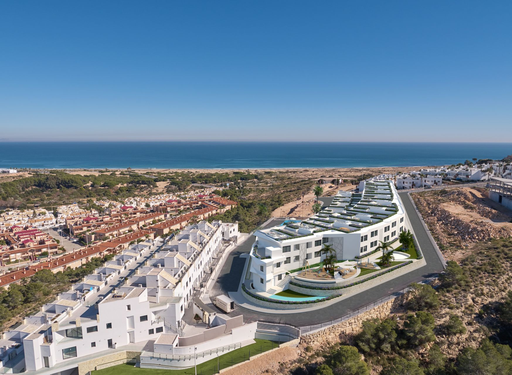 Apartments in Gran Alacant 13