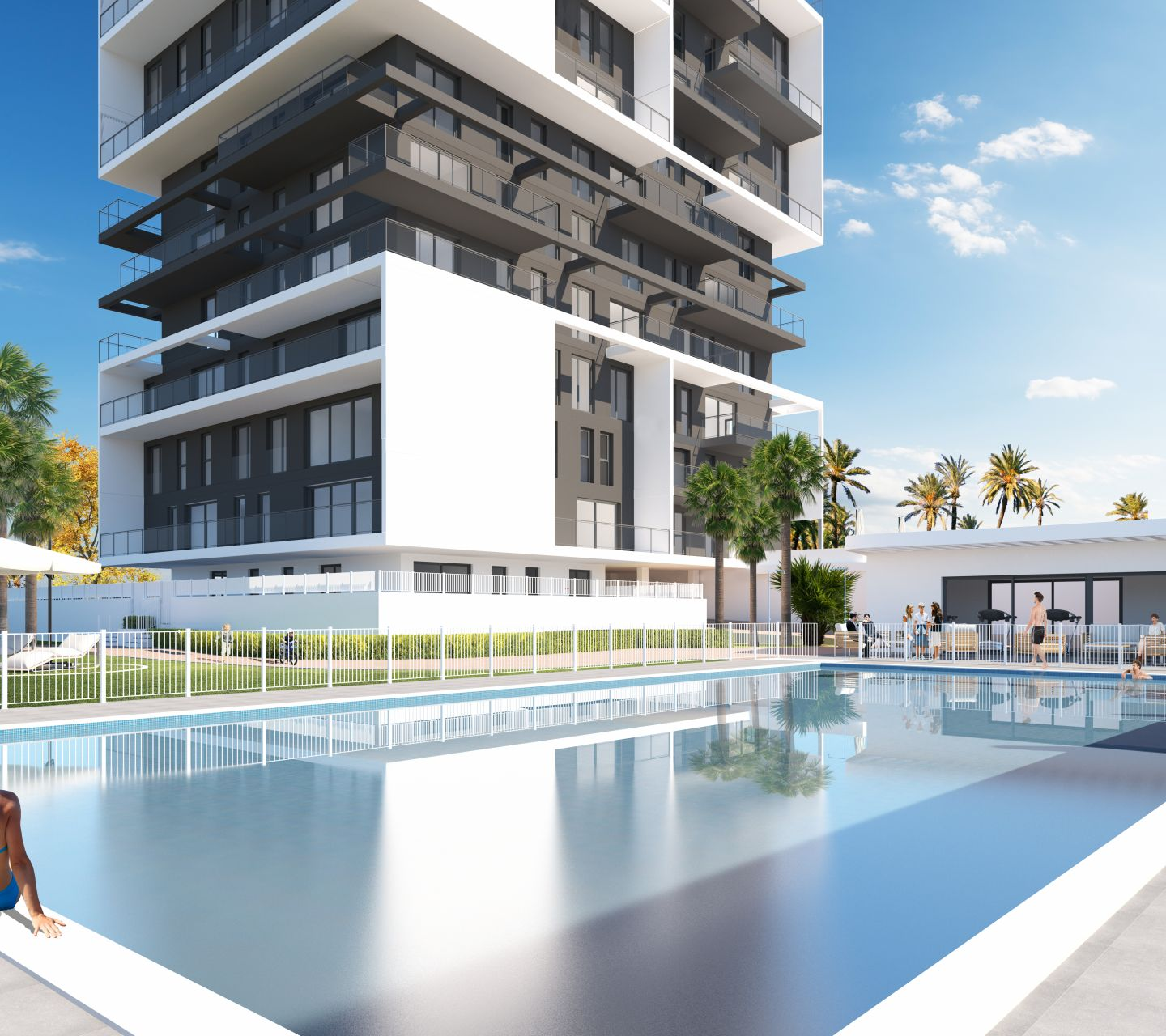 Apartments in Calpe 2