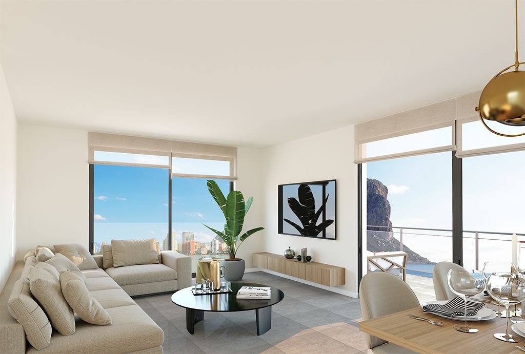 Apartments in Calpe 4